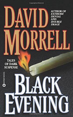 9780446608640: Black Evening: Tales of Dark Suspense