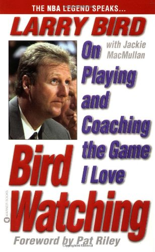 9780446608886: Bird Watching: On Playing and Coaching the Game I Love