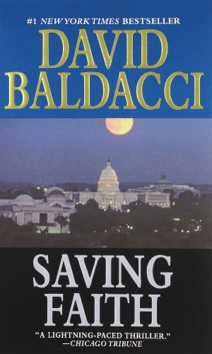 Saving Faith: Baldacci, David