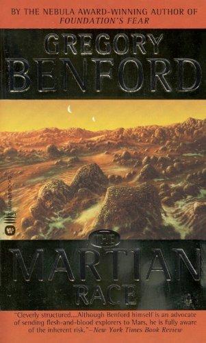 9780446608909: The Martian Race