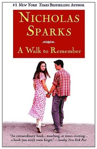 9780446608954: A Walk to Remember