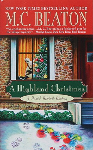 9780446609197: A Highland Christmas (Hamish Macbeth Mysteries, No. 16)
