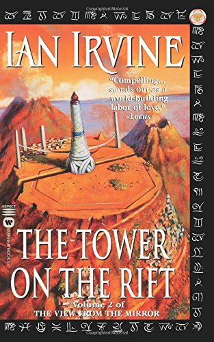 9780446609852: The Tower on the Rift (The View from the Mirror Quartet)