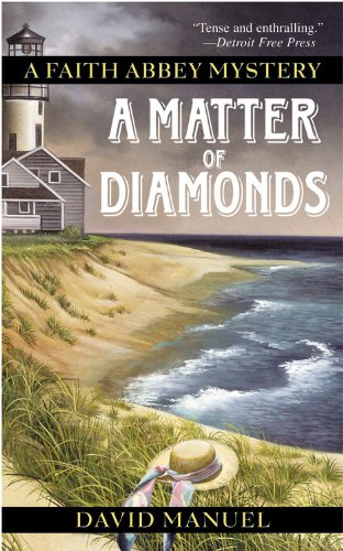 9780446609890: A Matter of Diamonds (Faith Abbey Mystery Series, Book 2)