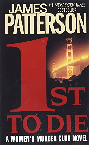 9780446610032: 1st to die(patterson/warner us/01/02) (The Women's Murder Club)
