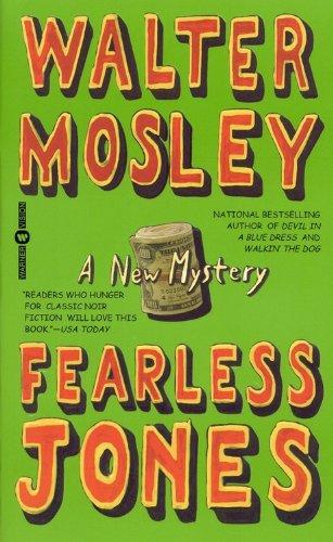 Fearless Jones (Fearless Jones (1)): Mosley, Walter