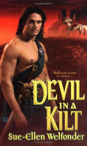 9780446610254: Devil In A Kilt