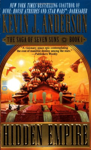 9780446610575: Hidden Empire: The Saga of Seven Suns: 1
