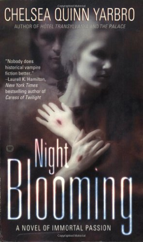9780446611022: Night Blooming (Count Saint-Germain)