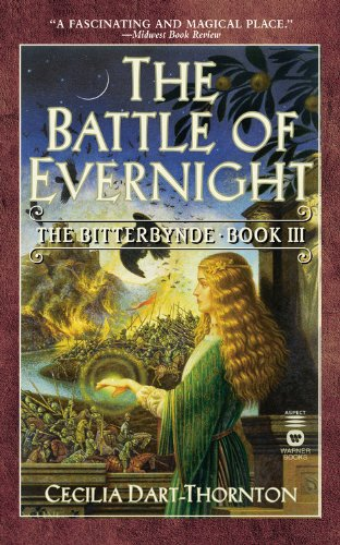 9780446611350: The Battle of Evernight: The Bitterbynde Book III (The Bitterbynde, Book 3)