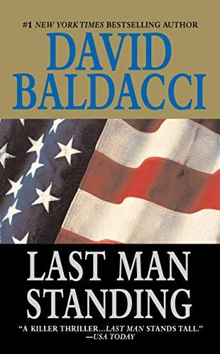 Last Man Standing: Baldacci, David