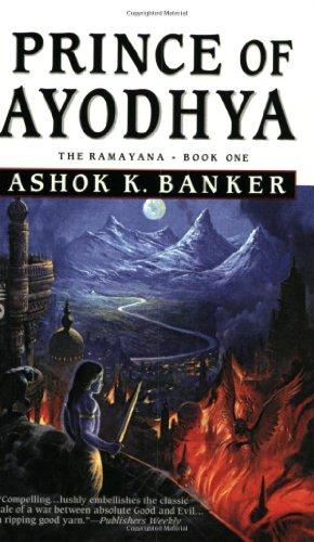 9780446611992: Prince of Ayodhya - Book One: The Ramayana