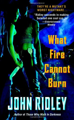 9780446612036: What Fire Cannot Burn