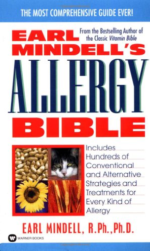 Earl Mindell's Allergy Bible (0446612200) by Mindell, Earl