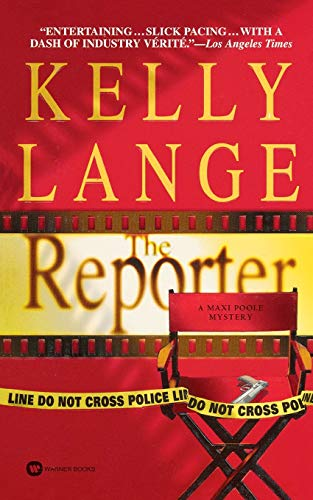9780446612562: The Reporter (Maxi Poole Mysteries (Paperback))