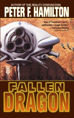 9780446612630: Fallen Dragon