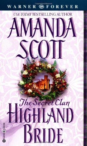 9780446612661: Highland Bride (Secret Clan)