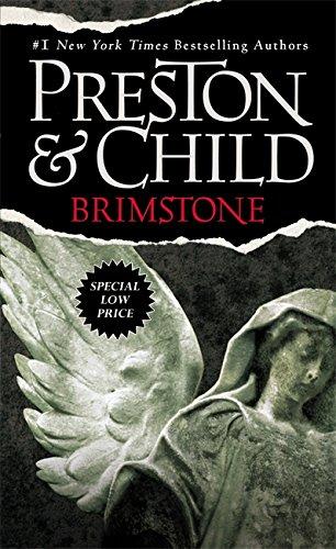 9780446612753: Brimstone (Pendergast #5)
