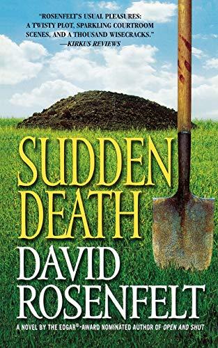 9780446612876: Sudden Death