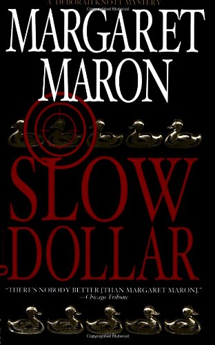 Slow Dollar. 9780446612975 A moonlit autumn night brings out half the county to fill the Tilt-O-Whirl with squealing riders and the dirt around Polly's Pitch Plate with losers' quarters. But in an air nostalgically sweet with caramel apple and spun sugar, one crooked game ends with a brutal death ... and Judge Deborah Knott will discover more than a body. For beneath the carnival's razzle-dazzle surface swirl dark secrets that Deborah has kept hidden for almost twenty years. Now as family loyalties war with the demands of the law, she must struggle to win a carny's trust-before the killer pins a bull's-eye on yet another victim.
