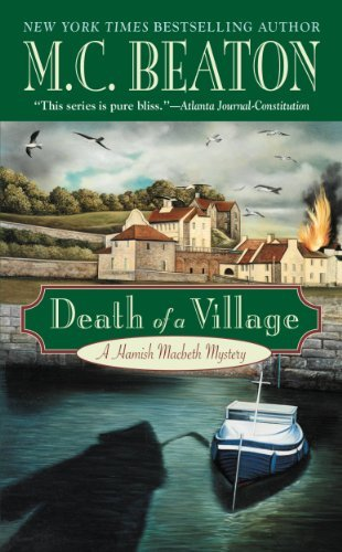 9780446613712: Death of a Village (Hamish Macbeth Mysteries, No. 19)