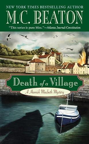 9780446613712: Death of a Village (Hamish Macbeth Mysteries, No. 19)