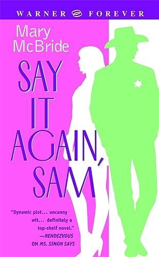 9780446613750: Say It Again, Sam (Warner Forever)