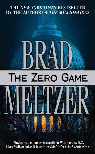 9780446613767: The Zero Game