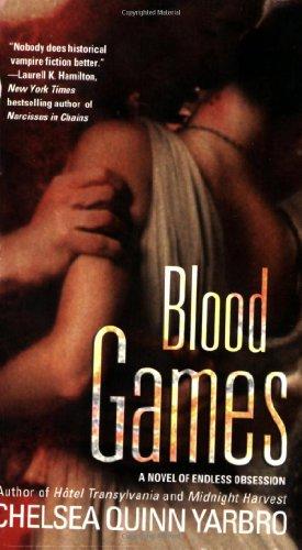 9780446613798: Blood Games