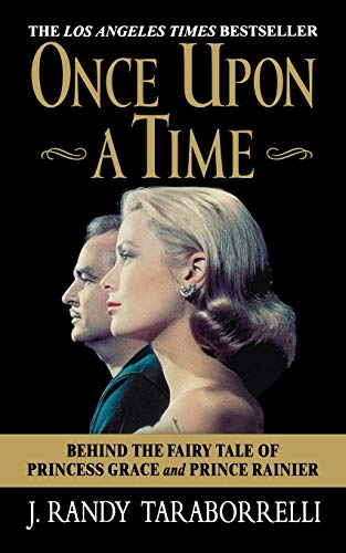 9780446613804: Once Upon a Time: Behind the Fairy Tale of Princess Grace and Prince Rainier