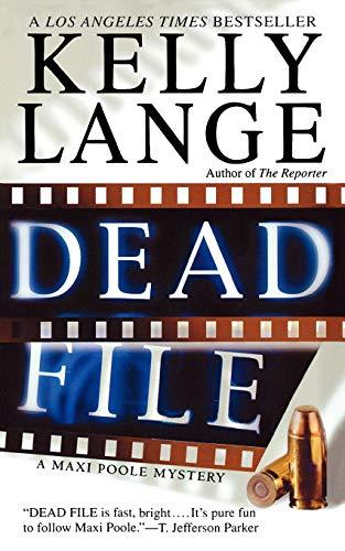 9780446613873: Dead File (Maxi Poole Mysteries (Paperback))