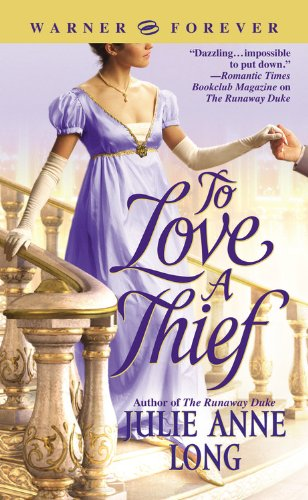 9780446614269: To Love a Thief (Warner Forever)