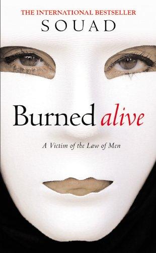 9780446614979: Burned alive