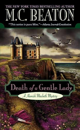 9780446615488: Death of a Gentle Lady (Hamish Macbeth Mysteries, No. 24)