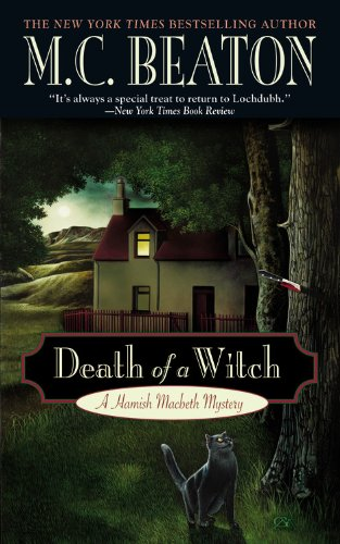 9780446615495: Death of a Witch (A Hamish Macbeth Mystery)