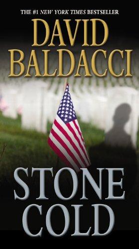 Stone Cold (Camel Club Series): Baldacci, David