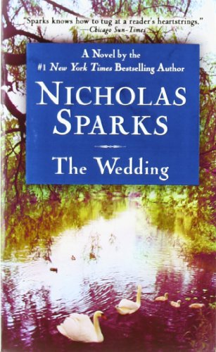 The Wedding 9780446615860 With The Notebook, A Walk to Remember, and his other beloved novels, #1 New York Times bestselling author Nicholas Sparks has given voice to our deepest beliefs about the power of love. Now he brings us the long-awaited follow-up to The Notebook-a story of an ordinary man who goes to extraordinary lengths to win back the love of his life... After thirty years, Wilson Lewis is forced to face a painful truth: the romance has gone out of his marriage. His wife, Jane, has fallen out of love with him, and it is entirely his fault. Despite the shining example of his in-laws, Noah and Allie Calhoun, and their fifty-year love affair (originally recounted in The Notebook), Wilson himself is a man unable to express his true feelings. He has spent too little time at home and too much at the office, leaving the responsibility of raising their children to Jane. Now his daughter is about to marry, and his wife is thinking about leaving him. But if Wilson is sure of anything, it is this: His love for Jane has only grown over the years, and he will do everything he can to save their marriage. With the memories of Noah and Allie's inspiring life together as his guide, he vows to find a way to make his wife fall in love with him...all over again. In this powerfully moving tale of love lost, rediscovered, and renewed, Nicholas Sparks once again brings readers his unique insight into the only emotion that ultimately really matters.