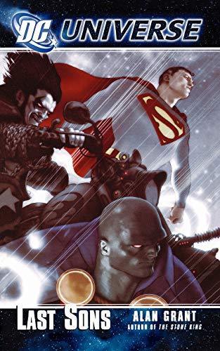 9780446616560: DC Universe: Last Sons