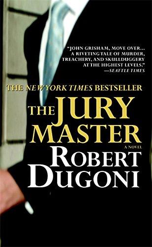 9780446617079: The Jury Master