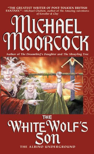 9780446617451: The White Wolf's Son