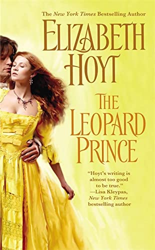 9780446618489: The Leopard Prince