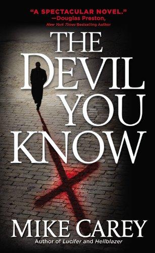 9780446618700: The Devil You Know (Felix Castor (Paperback))