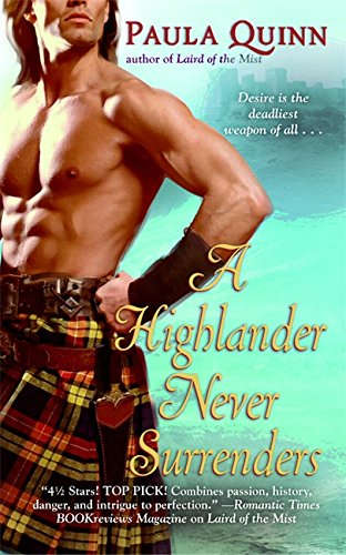 9780446619134: A Highlander Never Surrenders (Macgregors)