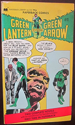 9780446647298: Green Lantern and Green Arrow 1