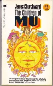 9780446647922: The Lost Continent of Mu