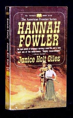 9780446648394: Hannah Fowler