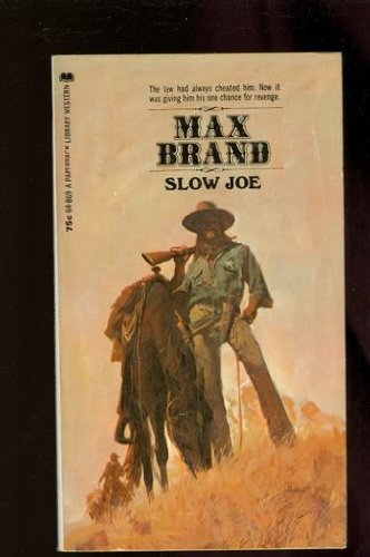 9780446648691: Slow Joe
