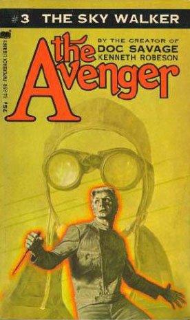 9780446648981: The Sky Walker (The Avenger #3)