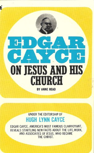 9780446659758: Edgar Cayce on Jesus and His Church (65-975)