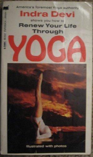9780446669320: Renew Your Life Through Yoga